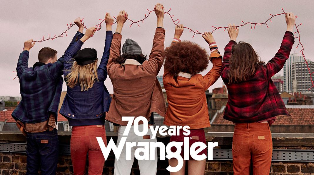 Wrangler Jeans - Slider Image 1