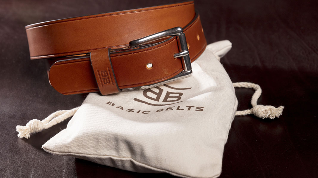 BASIC BELTS - SWISS MADE - Slider Image 1